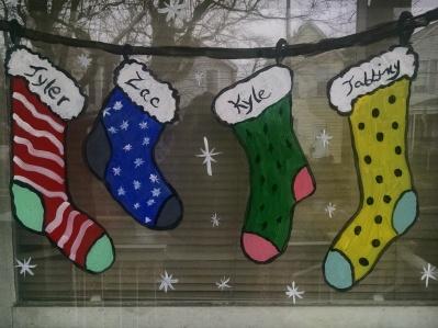 11.2015 My Window stockings